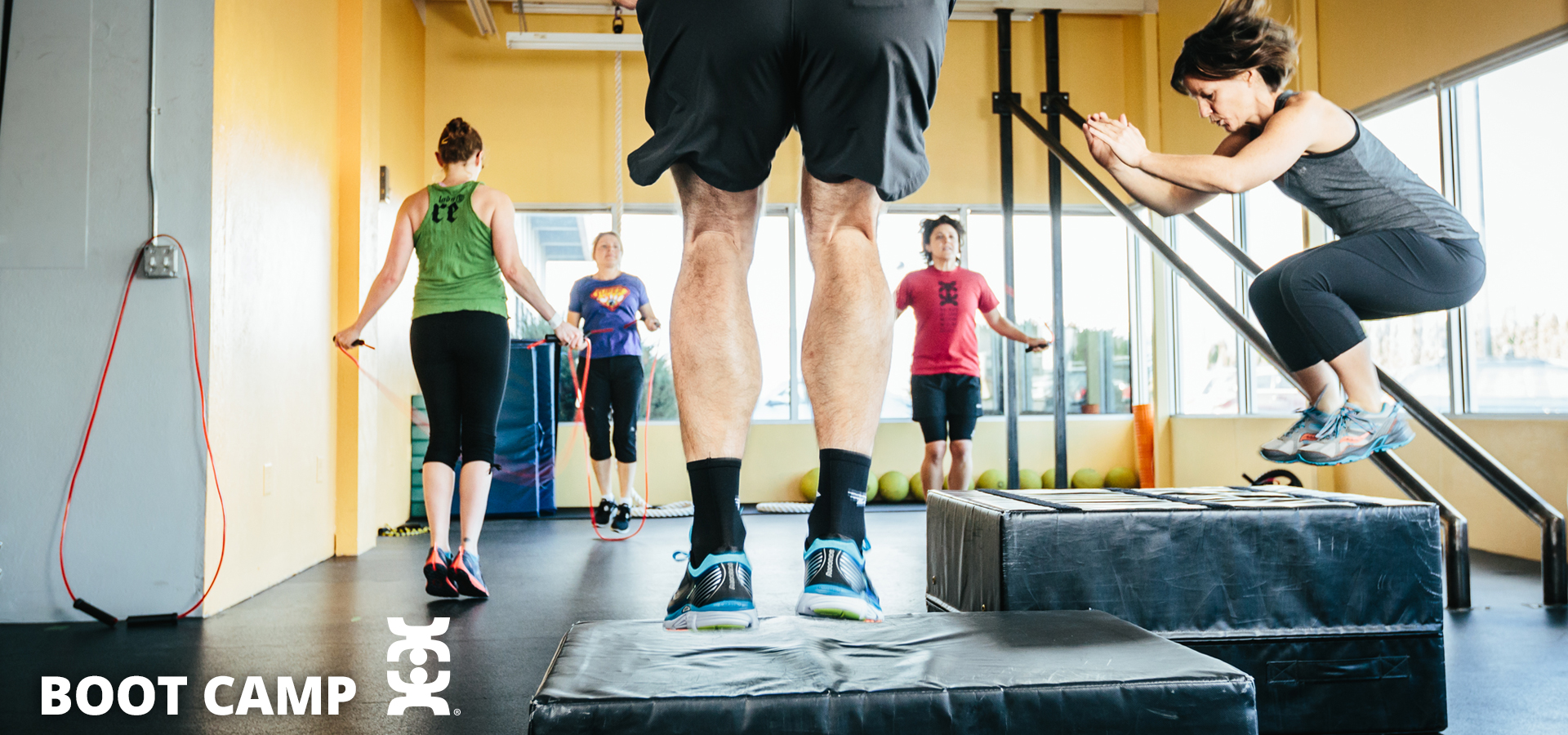 Boot Camp - Monkey Bar Gym Missoula
