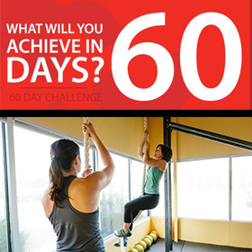 Sign up now for our 60 Day Challenge!