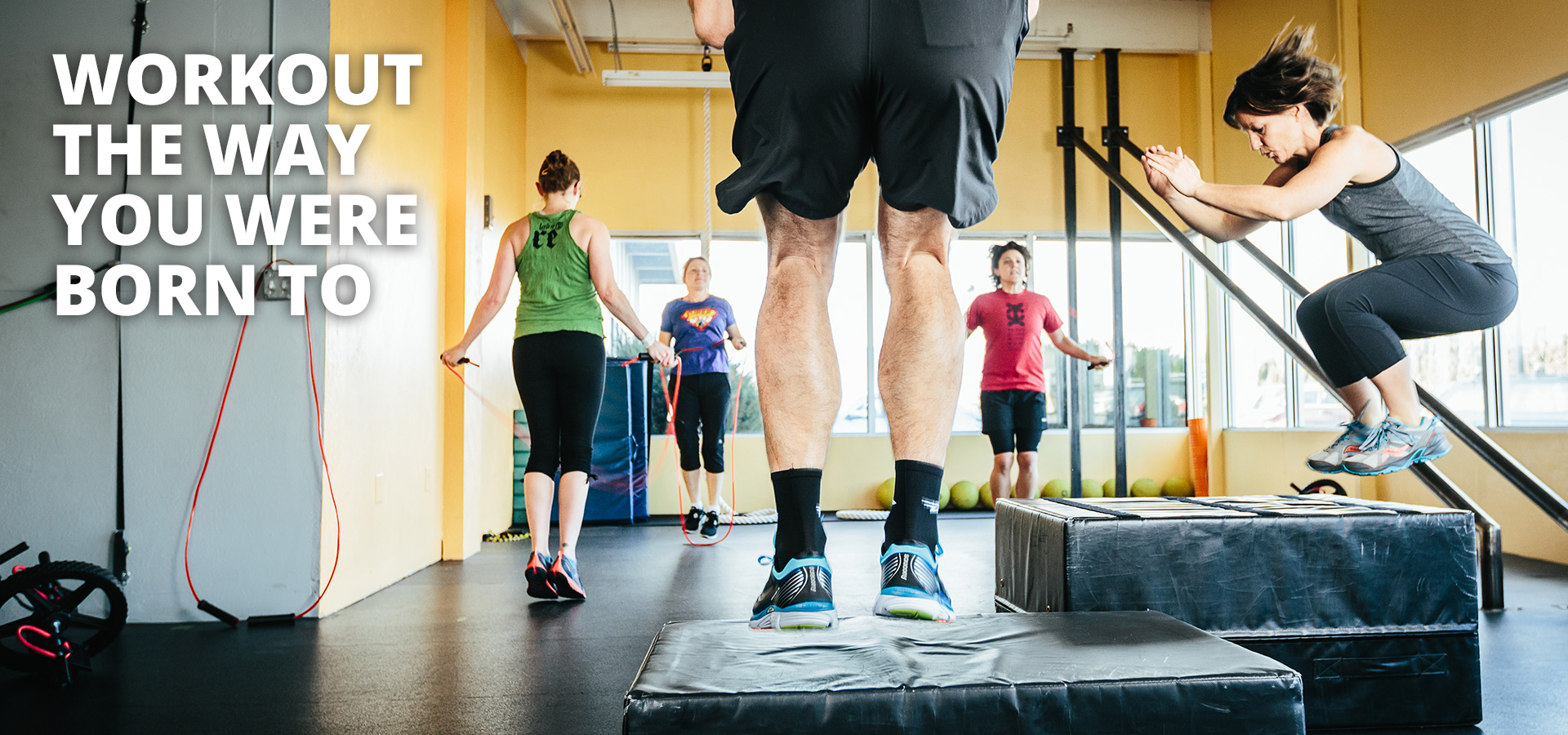 Monkey Bar Gym Missoula - Body Power, Boot Camp and Yoga